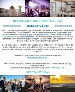 Beachclub Titus & Events At Sea-1