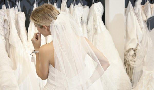 Bruidsjurk kiezen
